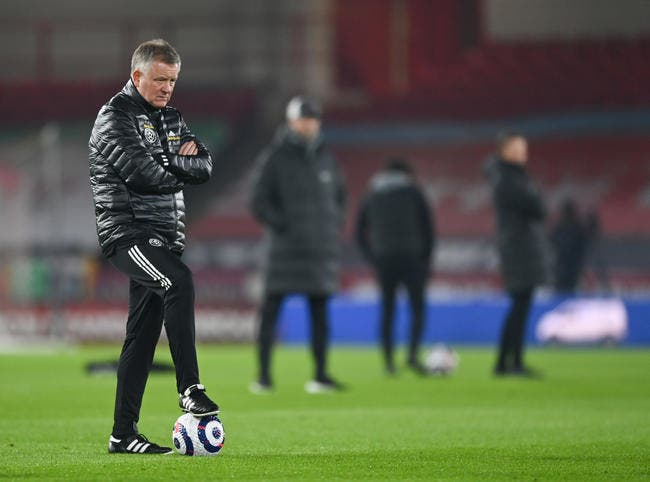Ang : Sheffield, dernier de Premier League, vire son entraîneur