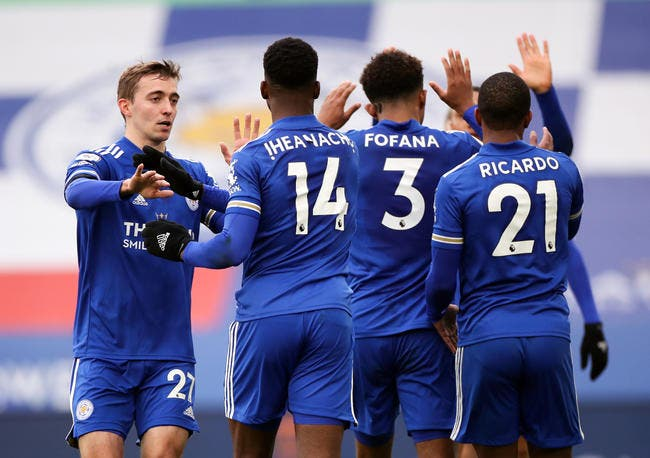 PL : Leicester atomise Sheffield United