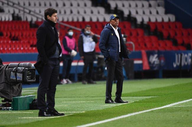 PSG-FCN : Penalty oublié contre Paris, ils crient tous au scandale