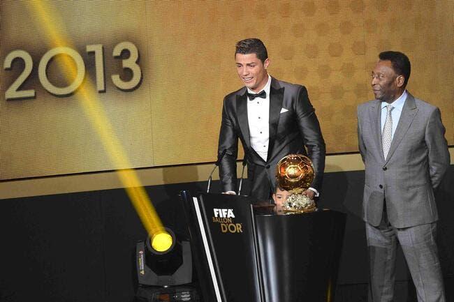 Eur : Le Roi Pelé salue l'exploit de Cristiano Ronaldo