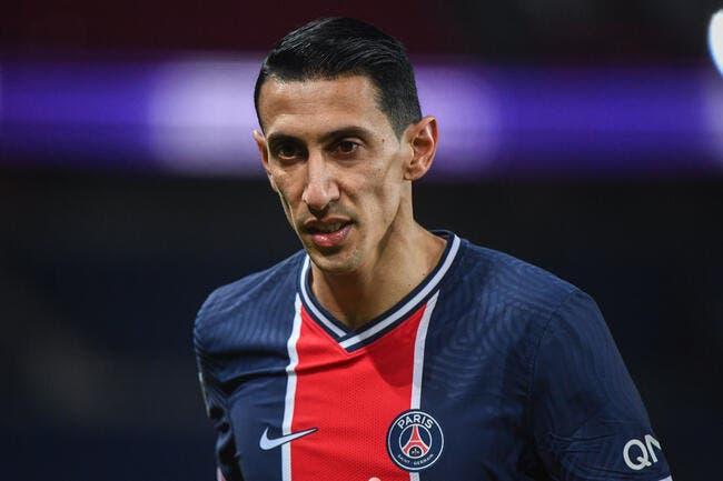 PSG : Et si Di Maria quittait Paris à cause du braquage ?