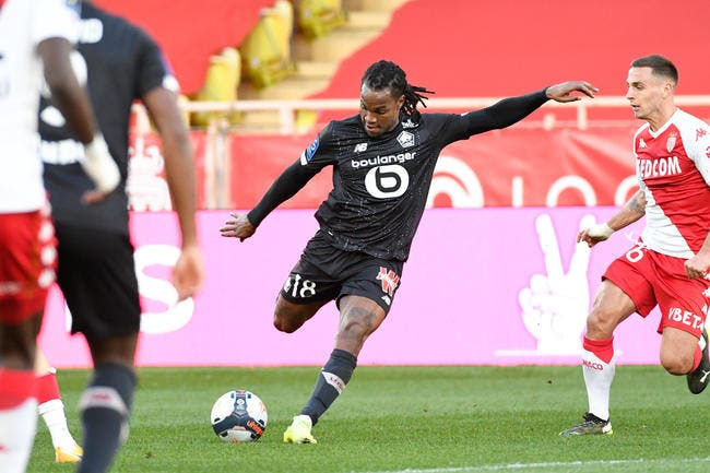 Lille : Renato Sanches incertain contre le PSG