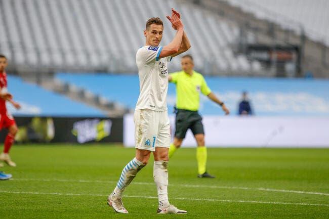 OM : Arek Milik à la Juve, Cristiano Ronaldo sera décisif