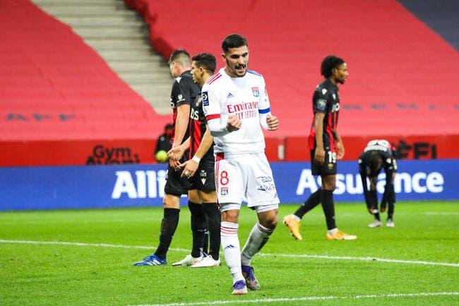 OL: Aouar imite Ben Arfa, le PSG va prendre cher