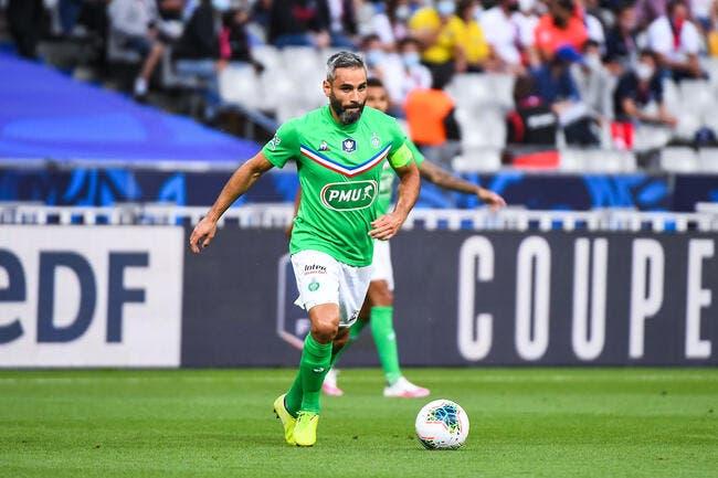 ASSE : Loïc Perrin de retour à Saint-Etienne !