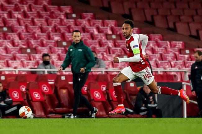 EL : Défaite mais qualification pour Arsenal