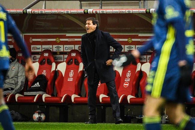 OL : Rudi Garcia sera sans pitié, il joue sa peau