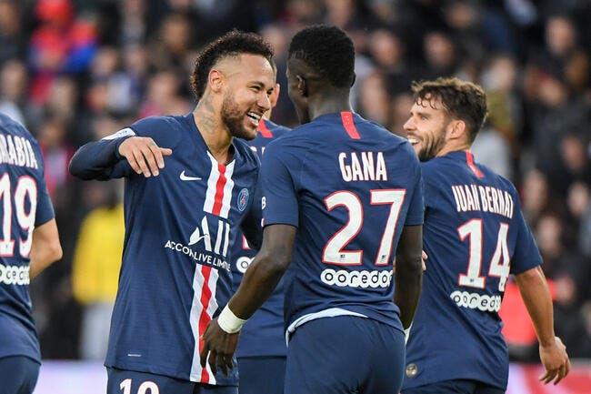 PSG : Alerte rouge, Paris est aux choux sans Neymar