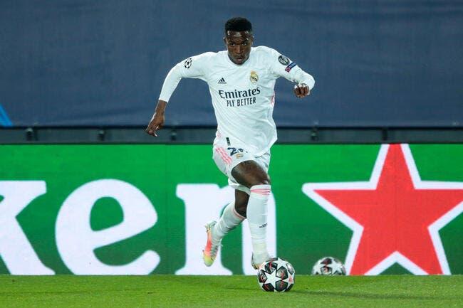 PSG : Vinicius Jr à Paris, pourquoi le Real prend peur