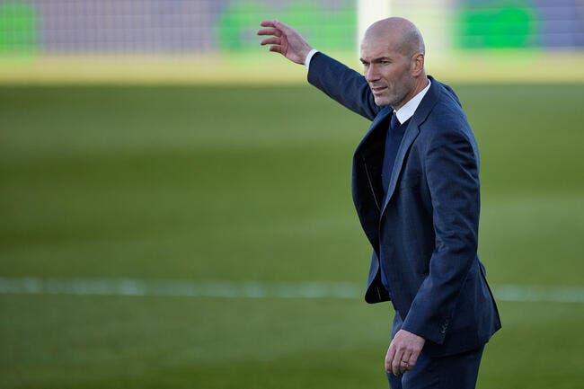 EdF : La bombe, Zidane à la place de Deschamps après l'Euro ?