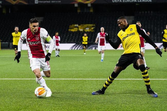EL : Ajax-Roma en affiche des quarts de finale