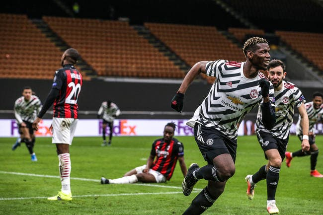 EL : Paul Pogba encensé par Ibrahimovic