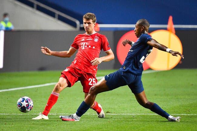 LdC: «Bonjour PSG», le message de Thomas Müller en français
