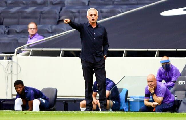 Ang: Mourinho viré à prix réduit, Tottenham a tout prévu