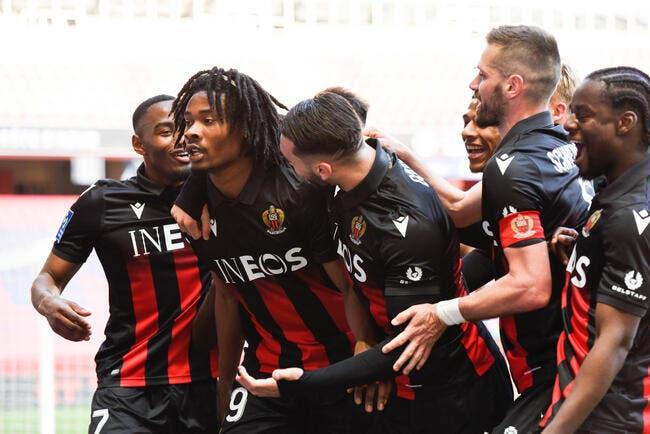 L'OM giflé à Nice pour la 1ère défaite de Sampaoli