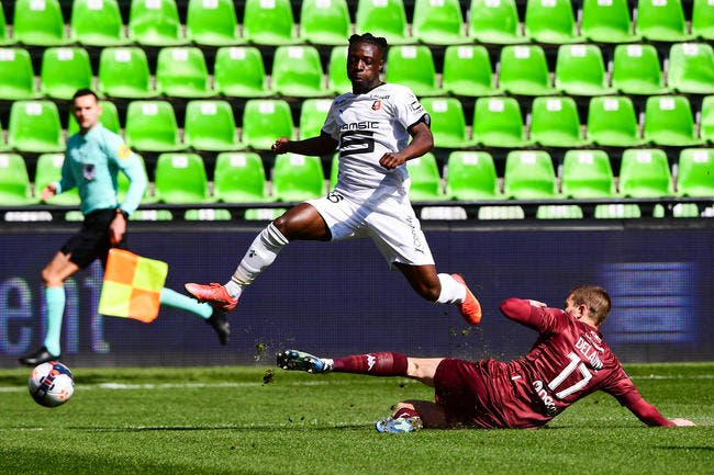 L1 : Rennes frappe fort et revient sur Lens et l'OM