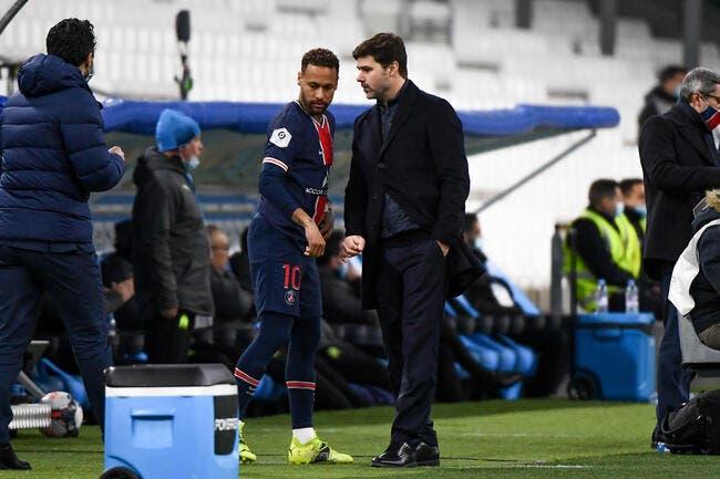 OL-PSG : Neymar titulaire ? Pochettino refuse cette folie