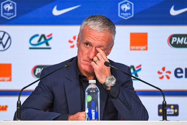 EdF : Zidane va prendre sa place, Deschamps est au courant