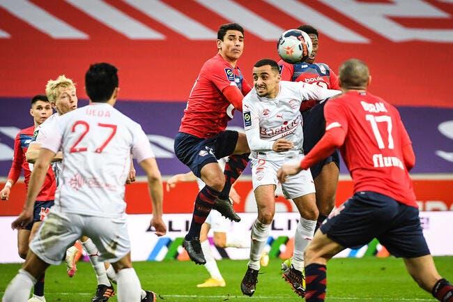 L1 : La défaite choc de Lille face à Nîmes