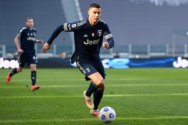 Juventus : Il n'y a pas plus fort que Cristiano Ronaldo, il reste !