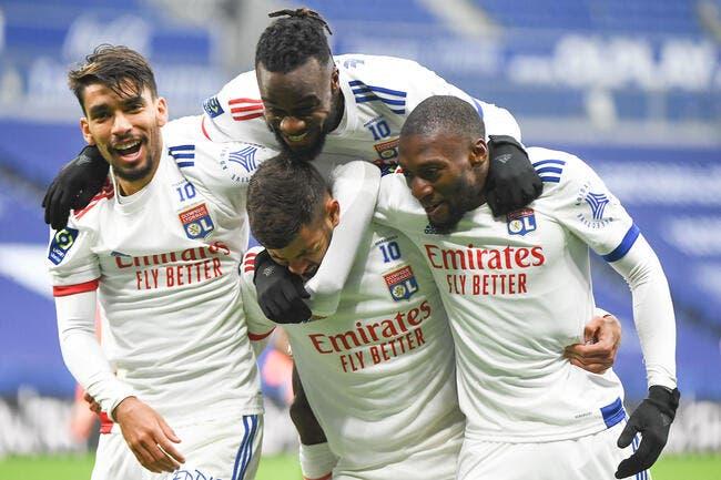 OL : Paqueta a son gang à Lyon, il adore ça