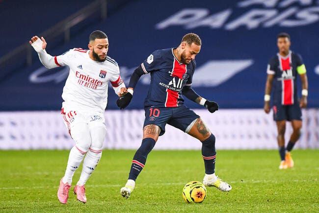 PSG : Neymar réclame un joueur lyonnais à Paris