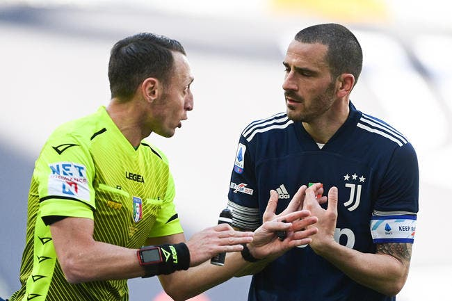 Série A : La Juventus Turin tombe contre Benevento