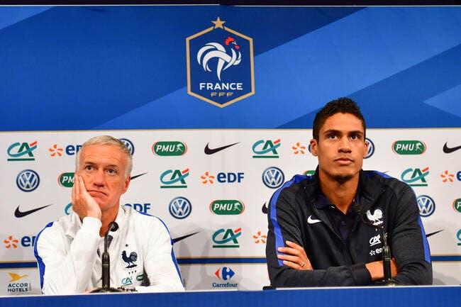 EdF : Benzema, Deschamps, Zidane, attention danger !