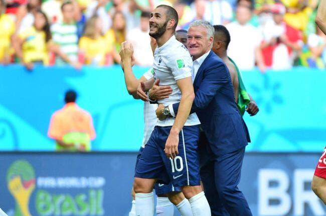 EdF : Deschamps-Benzema, la France doit pardonner
