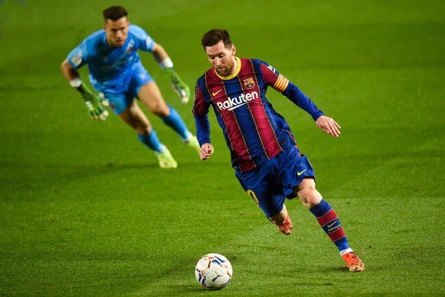 Mercato : Lionel Messi en Argentine, la surprise du siècle ?