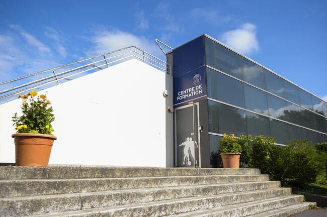 Covid : Le centre de formation du PSG rouvre ses portes