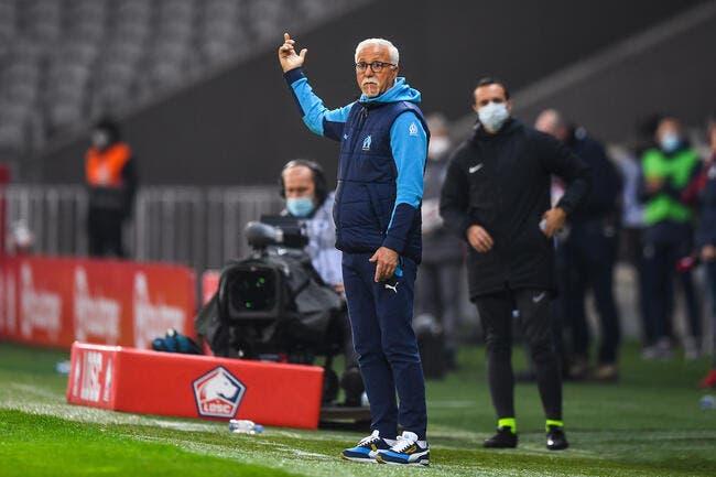 OM : Tout le monde peut sauter à Marseille, Larguet se sent concerné