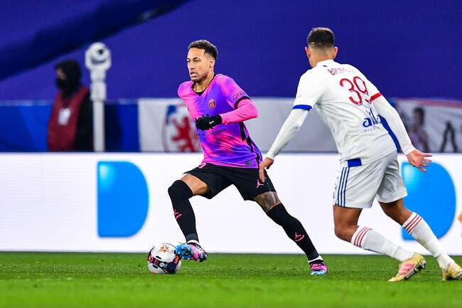 PSG : Le Bayern ? Neymar a sauté de joie au tirage