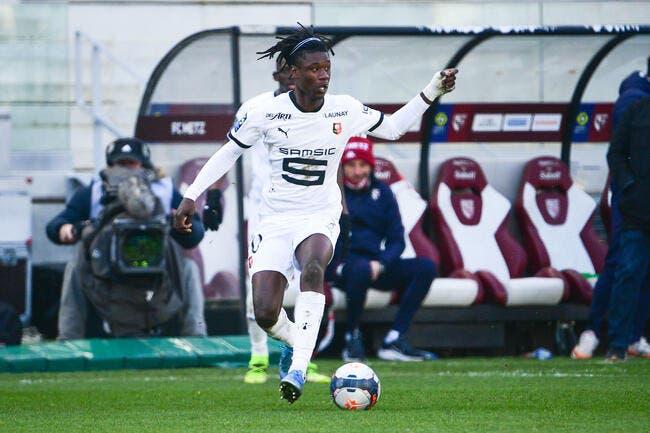 Rennes : C'est le moment, Camavinga au Real cet été ?