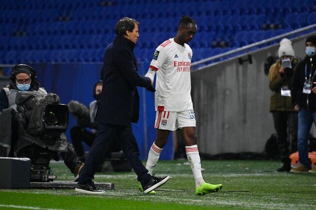 OL: Kadewere bloqué à Lyon, la mauvaise passe continue