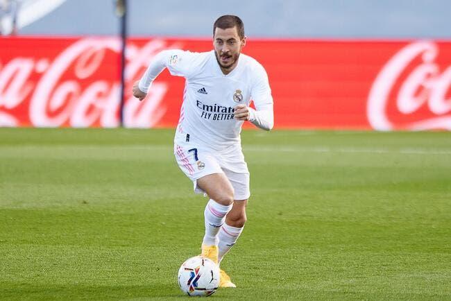 Esp : Hazard meilleur que Ronaldo, il balance les dossiers