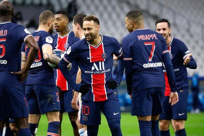 PSG :Comment Neymar rassure ses coéquipiers dans le vestiaire
