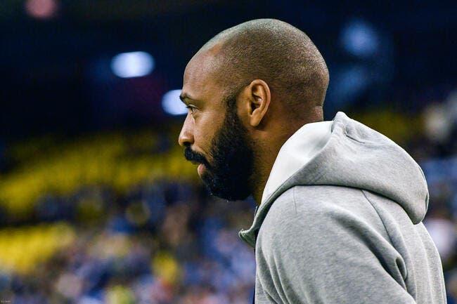 Racisme: Thierry Henry lance un boycott des réseaux sociaux.