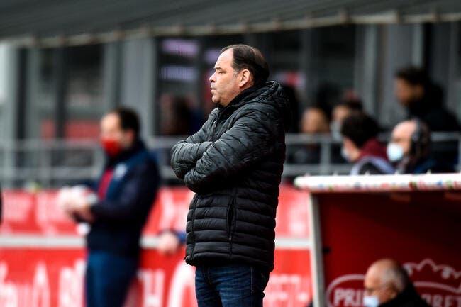 SCO : Stéphane Moulin annonce son départ d'Angers