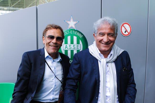 «Vendez l'ASSE !», les supporters alertent Romeyer et Caïazzo