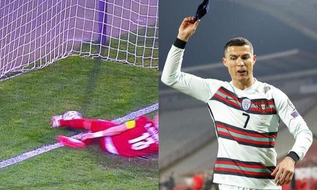 Portugal :  Cristiano Ronaldo, le scandale arbitral de trop