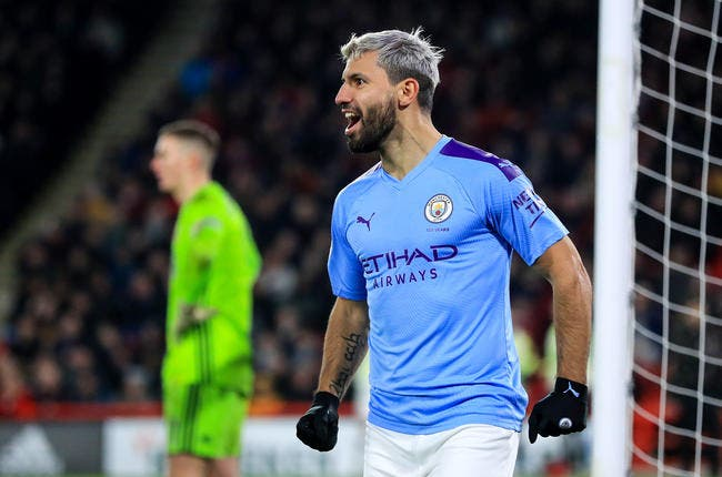 PSG : Sergio Agüero et Paris, ça s'excite fort