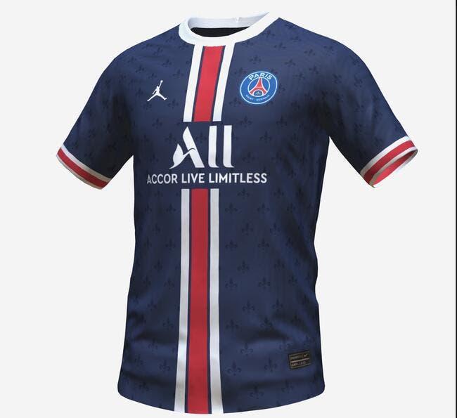 PSG : Un grand changement pour le prochain maillot de Paris