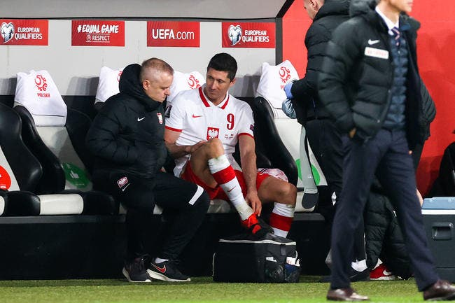 All : Lewandowski out 5 à 10 jours, le Bayern Munich tremble !