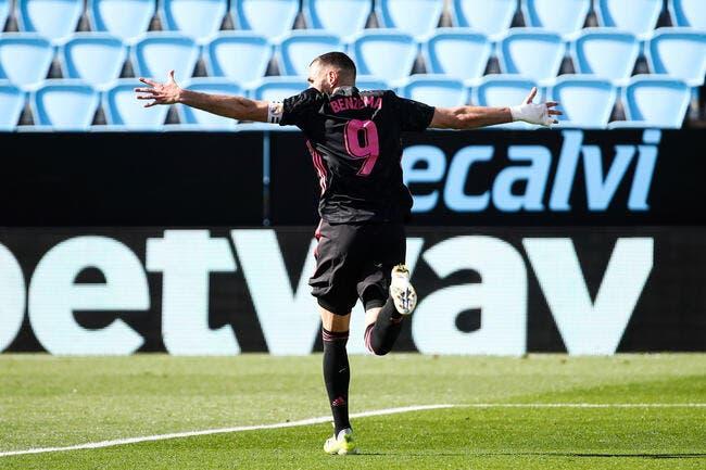 Esp : Benzema plus fort que Messi, du jamais vu