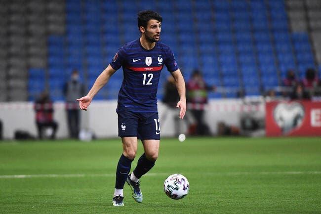 OL : Léo Dubois certain à 100% de jouer l'Euro ?
