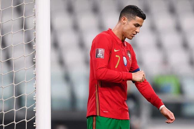 Portugal : Cristiano Ronaldo explose, l'arbitre s'explique !