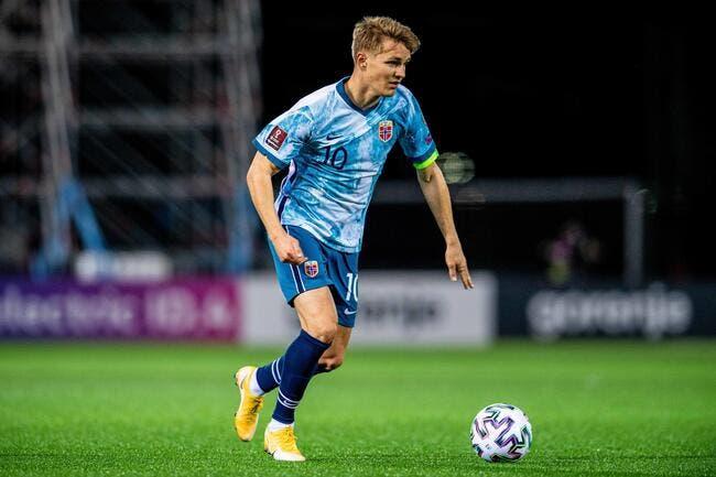 Mercato : Le Real offre Odegaard au PSG, il y a une arnaque