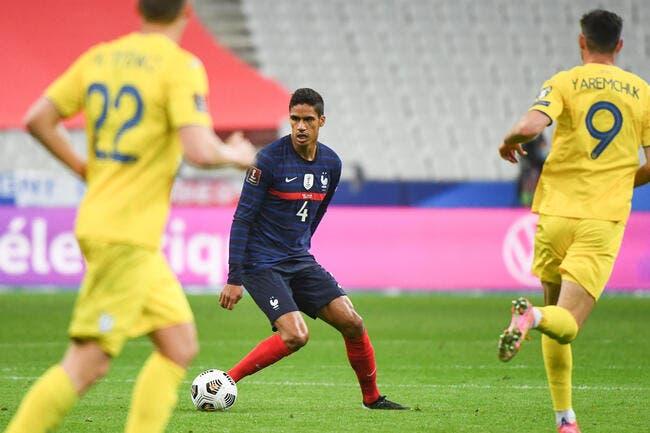 PSG : Paris prêt à se plier en quatre pour Varane ?