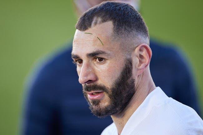 Sextape : Karim Benzema jugé du 20 au 22 octobre